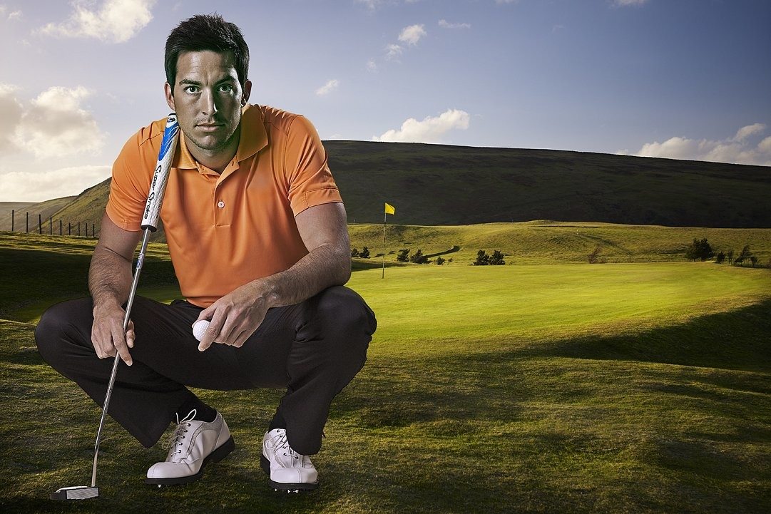 James Robinson Golfer